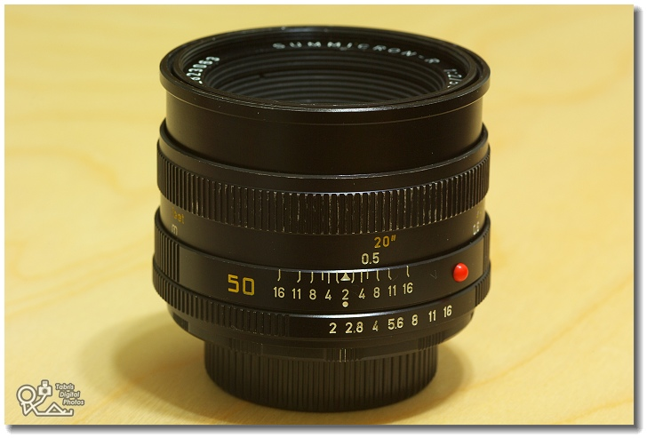 Leica R 50/2 Summicron 改m42