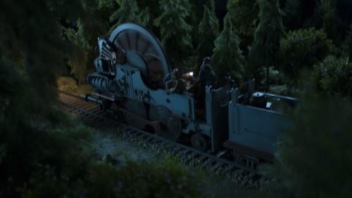Edison and Leo - Train