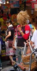 Anime Hair, Osaka