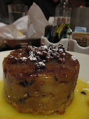 bread pudding that I actually liked