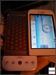 htc dream - g1 - android
