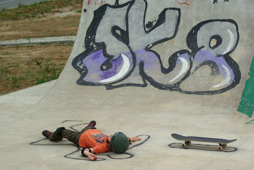 skate death (it's not easy)