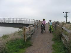 The improved Botolphs Bridge