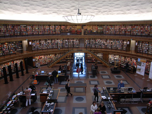 Stockholm City Library