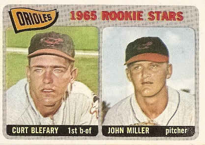 Orioles 1965 Rookie Stars by you.