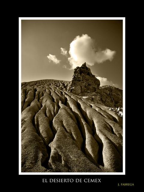 DESERT OF CEMEX