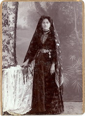 Beautiful Circassian Woman (sunnybrook100) Tags: sepia turkey russia ottoman russian orientalism harem circassian antiquephotograph cabinetcard orientalist vintagephotograph osmanl caucasia top20op cabcard harems vintagerussian vintagerussia ottomanstyle albumenphotograph circassianbelles