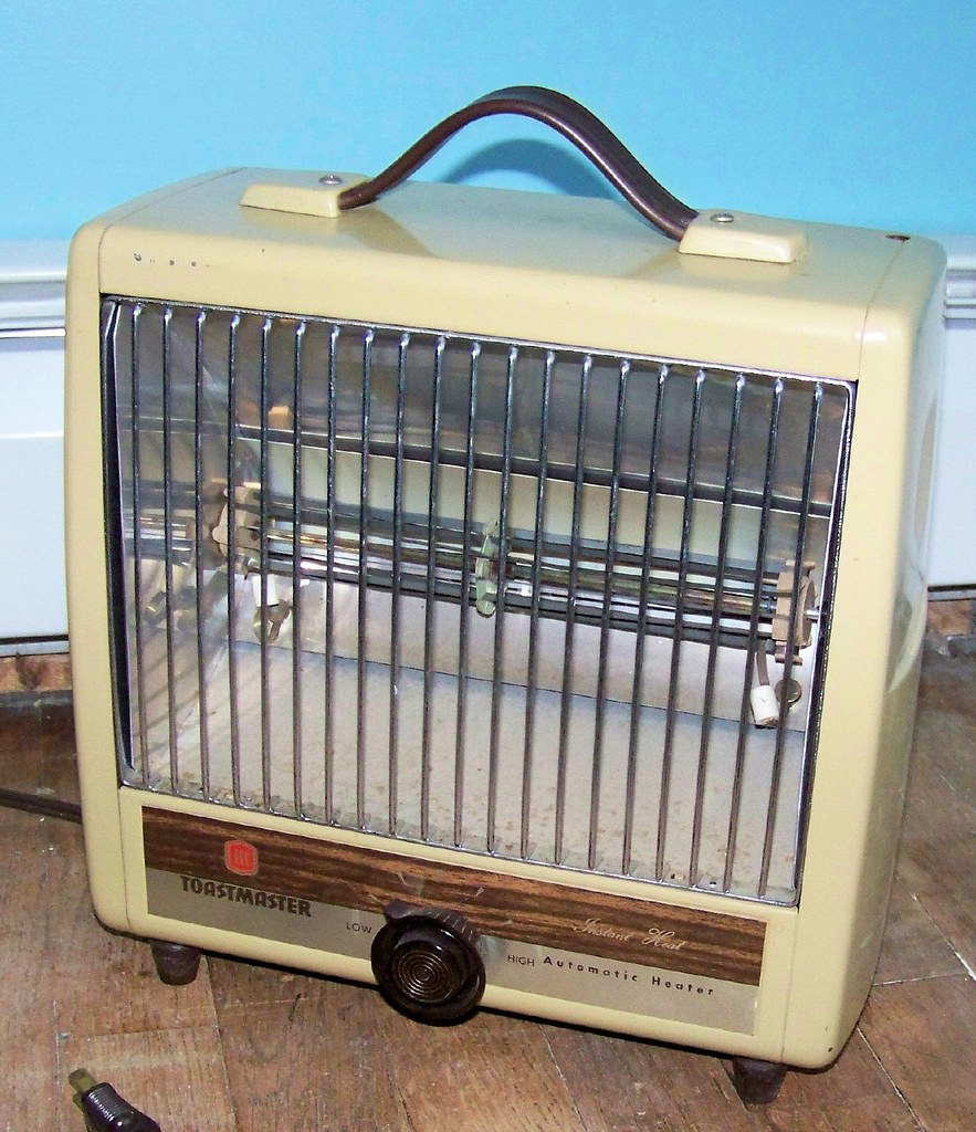 Vintage Toastmaster Space Heater