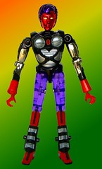 Argo-Knight: Gideon T-47 - Mego Micronauts Customized Action Figure (9 of 13) (Alexis Dyer) Tags: world art japan toy actionfigure japanese star robot photo starwars war gun ship action space borg alien jet battle system collection galaxy fantasy transformers weapon micro figure scifi laser customized knight warrior rocket sciencefiction cyborg custom tron outerspace universe ultra takara android futuristic tomy mecha droid bot macross palisades argo defender mego galactic argonaut micronauts kaiyodo robotech robotic micronaut microman microverse revoltech micropolis  interchangeables themicronauts  assembleborg henshincybrog