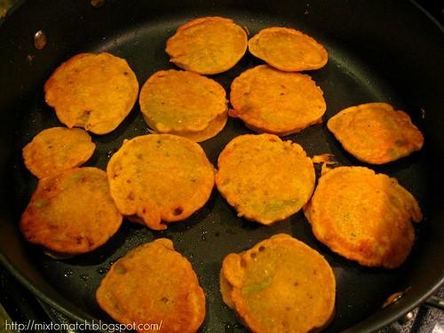 In pan last