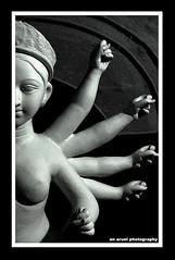 half portrait ...... (aruni sg) Tags: portrait bw india art beauty canon wb s1 drama pure kolkata kws blueribbonwinner golddragon anawesomeshot superbmasterpiece blackwhiteaward ysplix theunforgettablepictures goldstaraward aruniphotography kwskumartuli140908