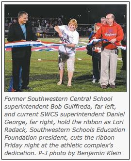 SWCS ribbon cutting