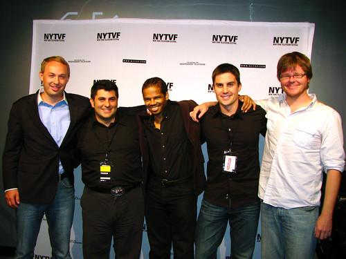 NYTVF: Brett Wilson, Paul Kontonis, Bill Cammack, Marc Hustvedt & Kirby Ferguson