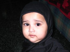Marziya Shakir 10 Month Old by firoze shakir photographerno1