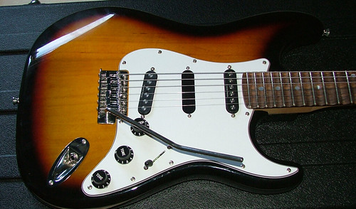Finally Perhaps Decided On A Strat But Which Colour