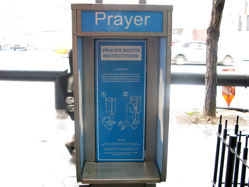 Public Prayer Booths, 2