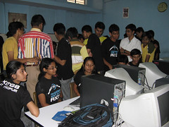 During Workshop