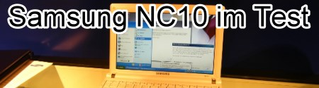 Samsung NC10 Test