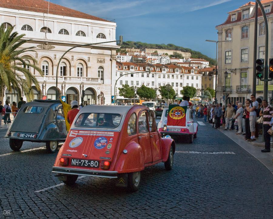 2CV em Lisboa