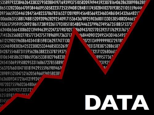 data slide