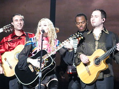 Madonna at Madison Square Garden_6609.JPG (kittykowalski) Tags: garden square october madonna madison msg 2008 stickysweet