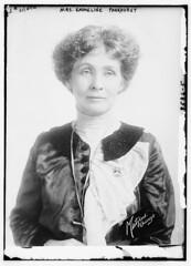Mrs. Emmeline Pankhurst  (LOC)