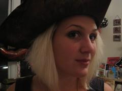 I love my pirate hat