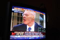 Secretary Paulson explains (by: axlotl, creative commons license)