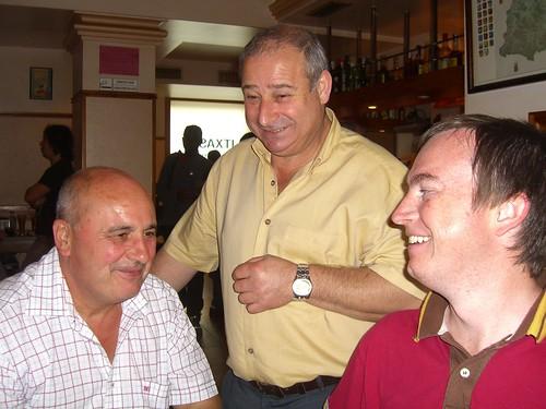 Alejo, Juan, and Erik