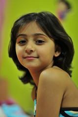 Leen (Ashraf Khunduqji) Tags: portrait 50mm nikon d300