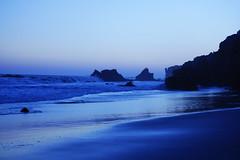 El Matador (oconnorcartoons) Tags: sunset birds sand cliffs pacificocean rockbeach elmatadorstatebeach