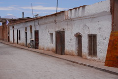 San Pedro's Adobe Buildings