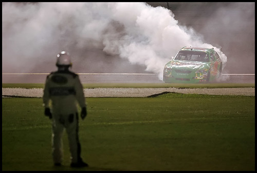 NASCAR: Up In Smoke