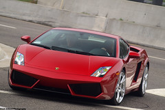 LP560-4 (Noah Gillard Photography) Tags: red classic amazing awesome run ferrari chp expensive lamborghini rare meet gallardo gtb calabasas 275 lambo highwaypatrol 1199 lp560 lp5604