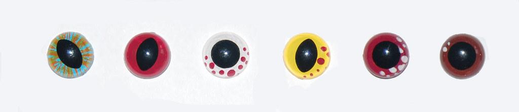 MyGurumi: HOW TO - amigurumi eyes
