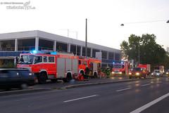 Feuer im alten Opel-Autohaus Mainzer Str. 18.10.08