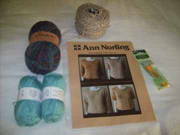 Gate City Yarns Purchases