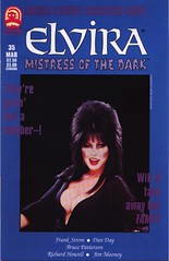 Elvira, Mistress of the Dark #35 cover