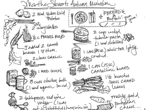14. Autumn Minestrone Soup