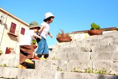 Climb (pyongbricole) Tags: italy sicily palermo cefalu