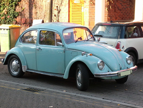 1973 Volkswagen Beetle Technical Specifications and data. Engine ...
