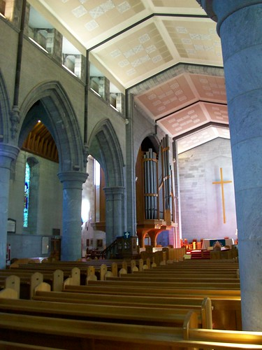 Christ Church Cathedral inside