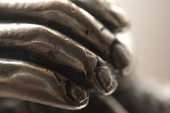 Silverfingers (alexandrenrico) Tags: italy macro silver hands nikon italia hand finger details nails d100 reverse nikkor treviso 50mm18 casamia statur silvercolour macrophotosnolimits 2880mm56