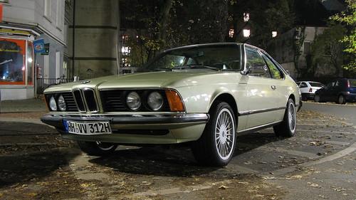 bmw e24. BMW 633 CSi (E24)