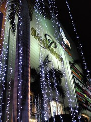 Siam Paragon at night 1