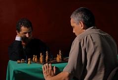 Reprodução - Les Joueurs d'échecs