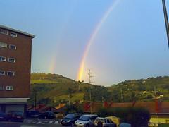 El Arcoiris doble. (Jauson) Tags: arcoiris doblearcoiris