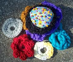 Crochet scrumbles