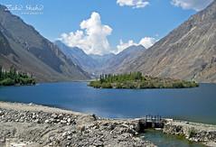 Sadpara Lake (Zahid Shahid) Tags: pakistan lake canon dam areas northern zahid shahid skardu baltistan sadpara aplusphoto sd850 ixus950 zahidpk