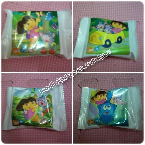 Dora-不一樣的包裝